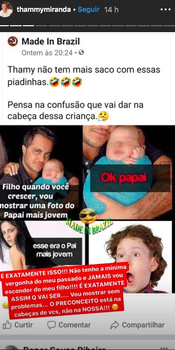 O famoso ator da Globo quebrou o silêncio nas redes sociais (Foto: Reprodução/Instagram)
