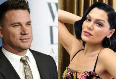 Jessie J e Channing Tatum reataram namoro depois de 2 meses (Foto: Reprodução)