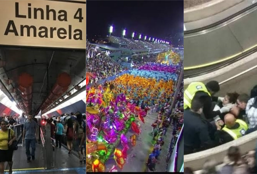 Ancelmo Goes anuncia sala de crise no carnaval do Rio em 2020 e nós separamos alguma situações nas quais gostaríamos que essa sala já existisse (Foto: montagem TV Foco)
