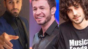 Daniel Rocha, Tiago Leifert, Fiuk