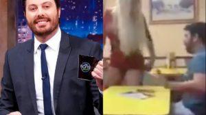 O famoso apresentador do SBT, é envolvido em suposto vídeo de agressão