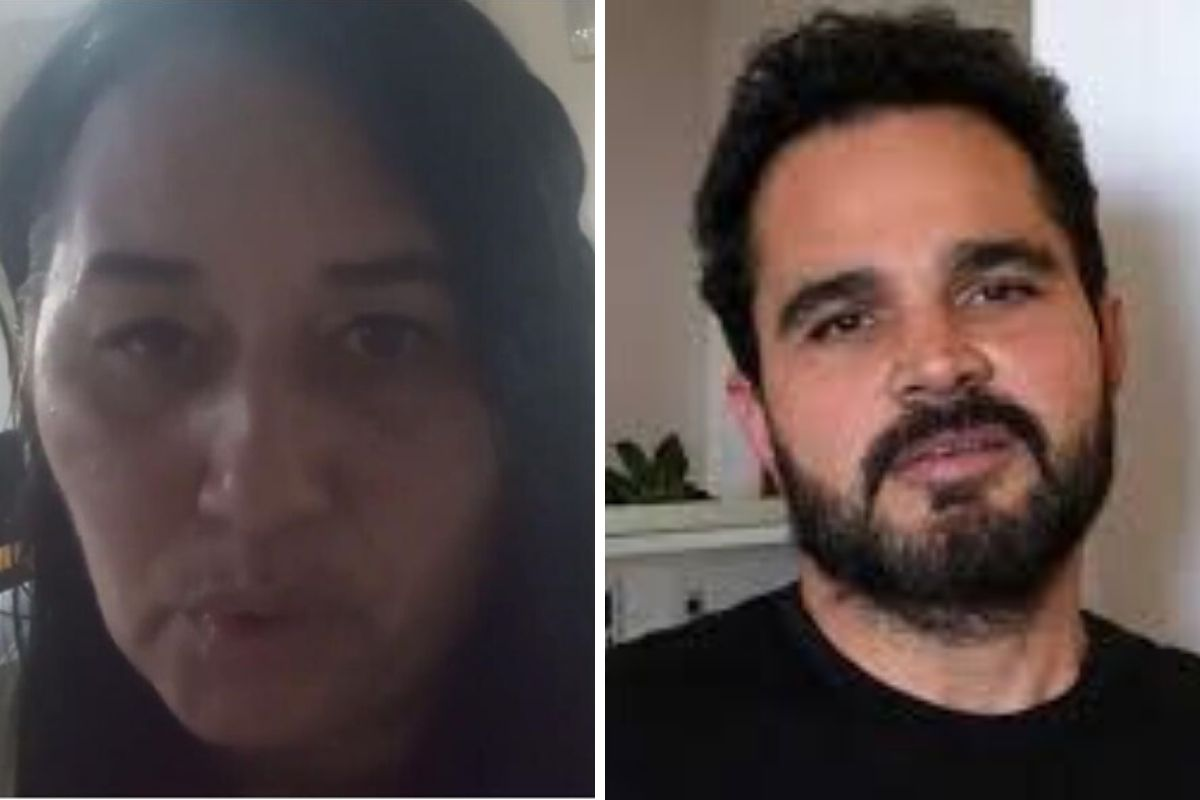 Luciano Camargo; Cleo Loyola