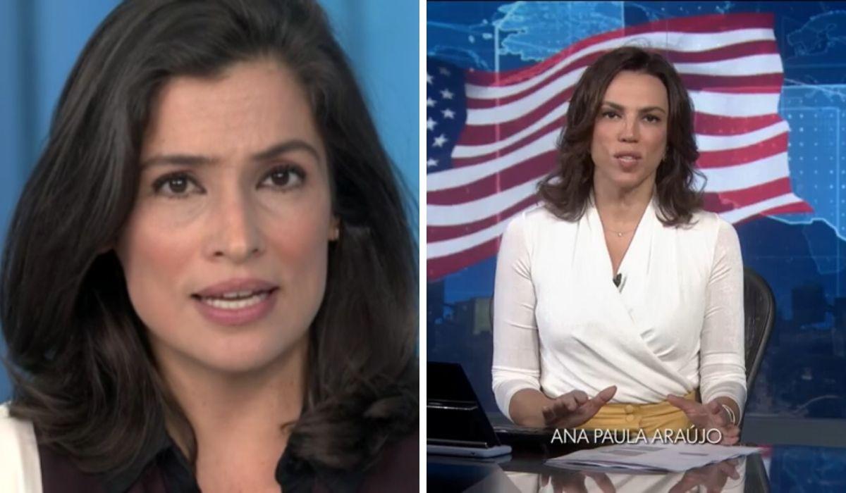 Renata Vasconcellos; Jornal Nacional; Globo