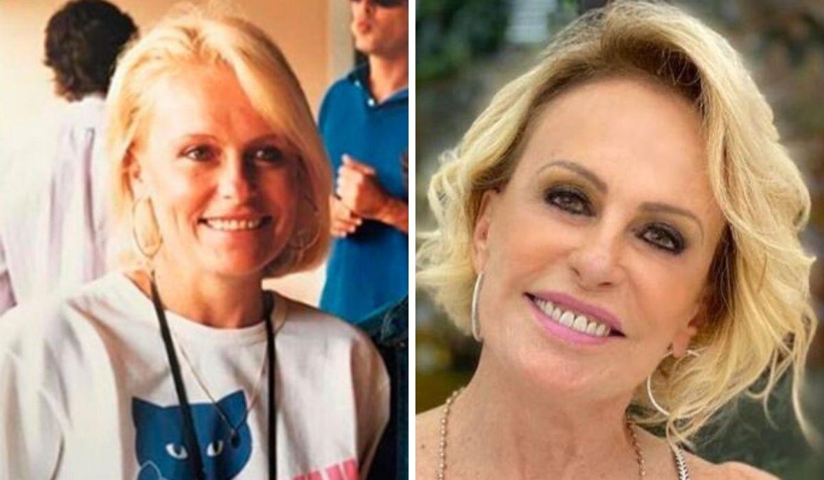 Ana Maria Braga: Globo; Mais Você