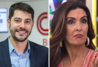 Fátima Bernardes; Evaristo Costa