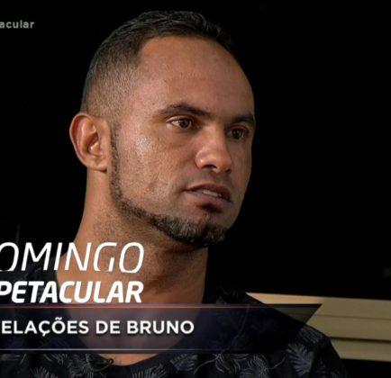Ex-goleiro Bruno (Foto: Reprodução / Record )