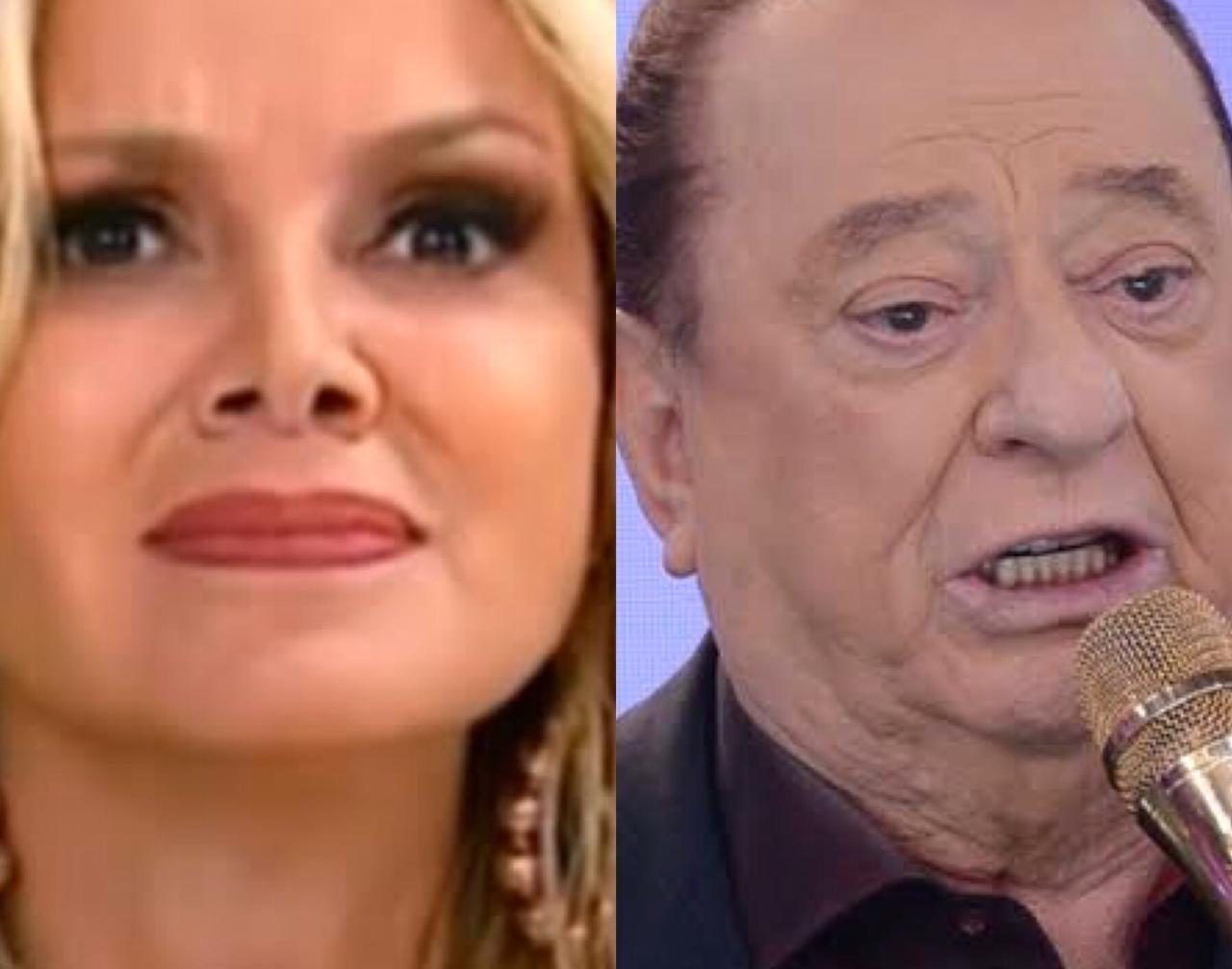 Eliana, Raul Gil, Famosos