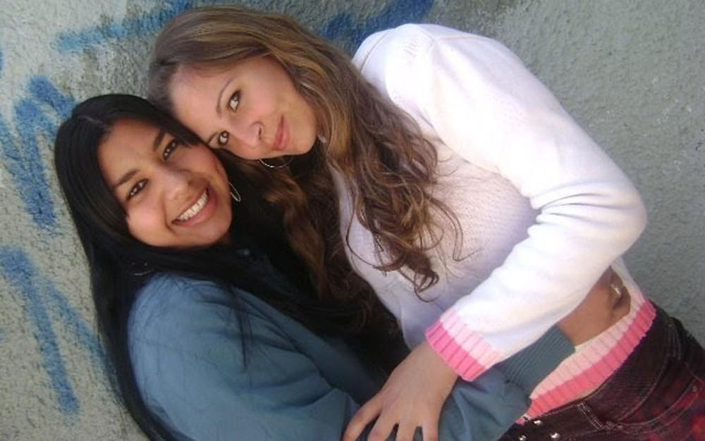 Eloá Cristina Pimentel e Nayara Rodrigues