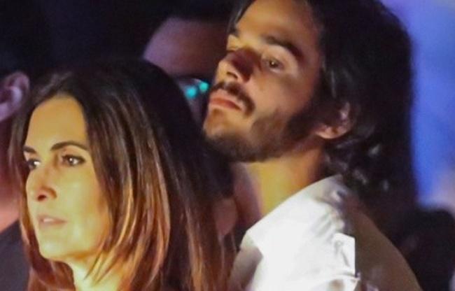 Fátima Bernardes e Túlio Gadelha estão juntos desde 2017 (Foto: Reprodução)