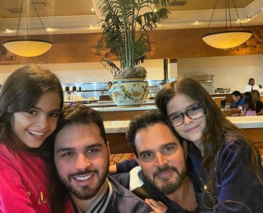 Filhos de Luciano Camargo