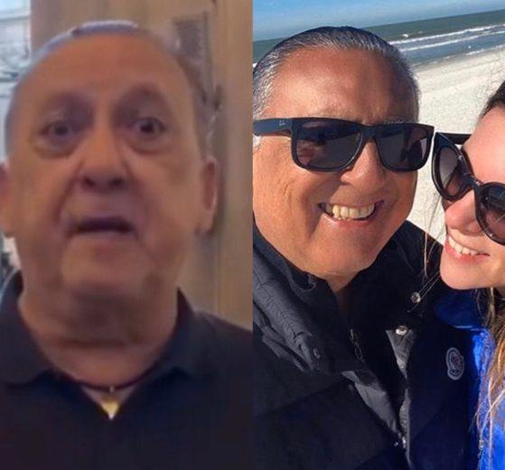 Galvão Bueno, Desirée Soares