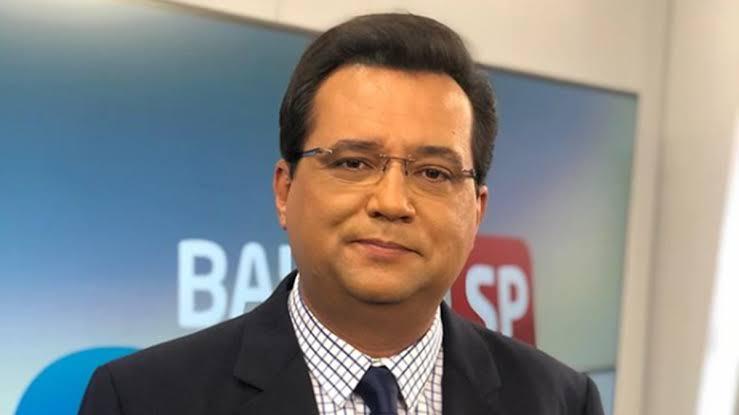 Geraldo Luís é o apresentador do Balanço Geral em São Paulo (foto: divulgação/RecordTV)