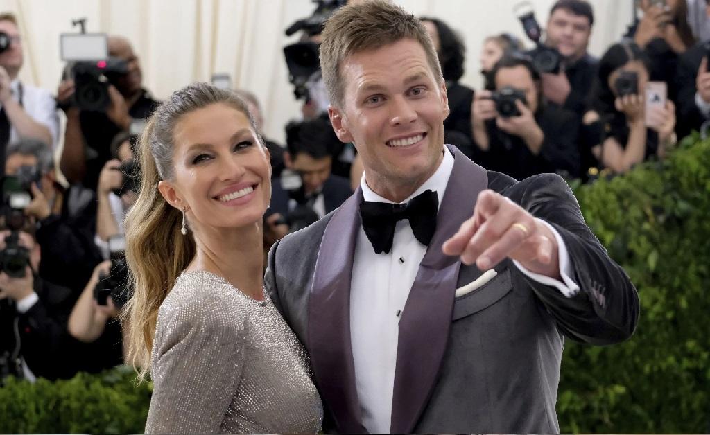 Gisele Bündchen e Tom Brady vem enfrentando uma crise no casamento e separação é anunciada (Foto: Reprodução)
