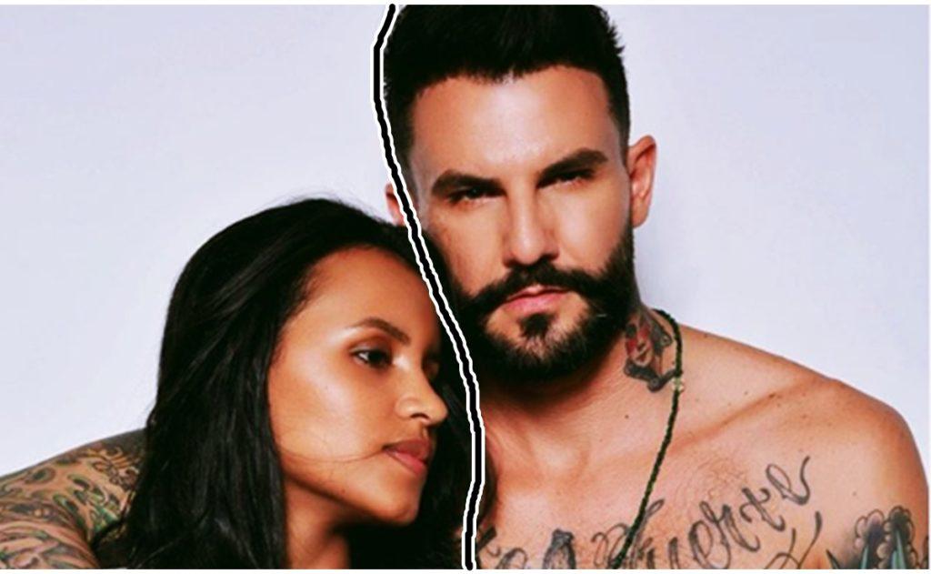 Gleice Damasceno e Wagner Santiago não estão mais namorando (Foto: Reprodução)