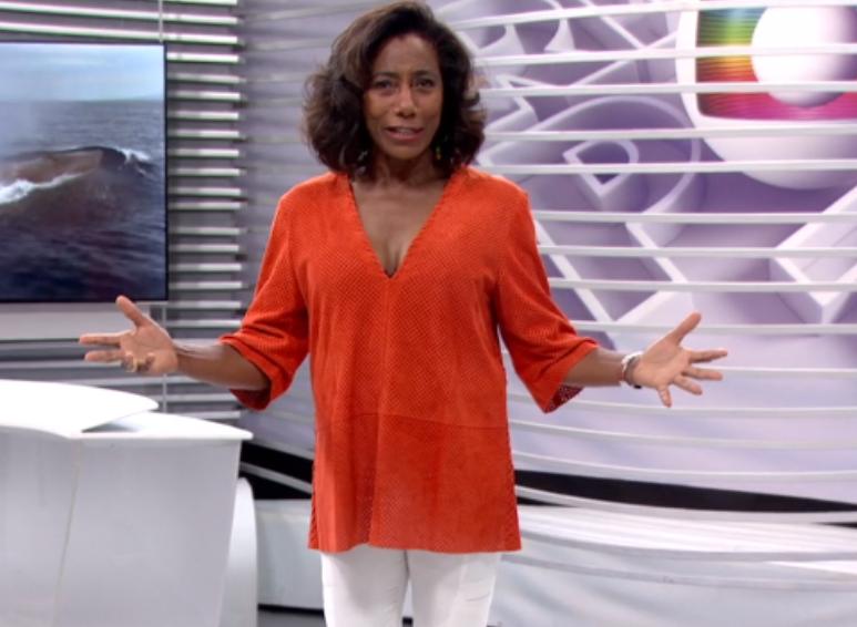 Gloria Maria, Globo