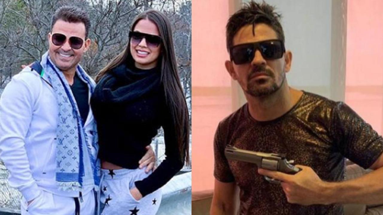 Eduardo Costa, Victória Villarim e Weliton Costa (Foto: Reprodução/Instagram/Montagem TV Foco)
