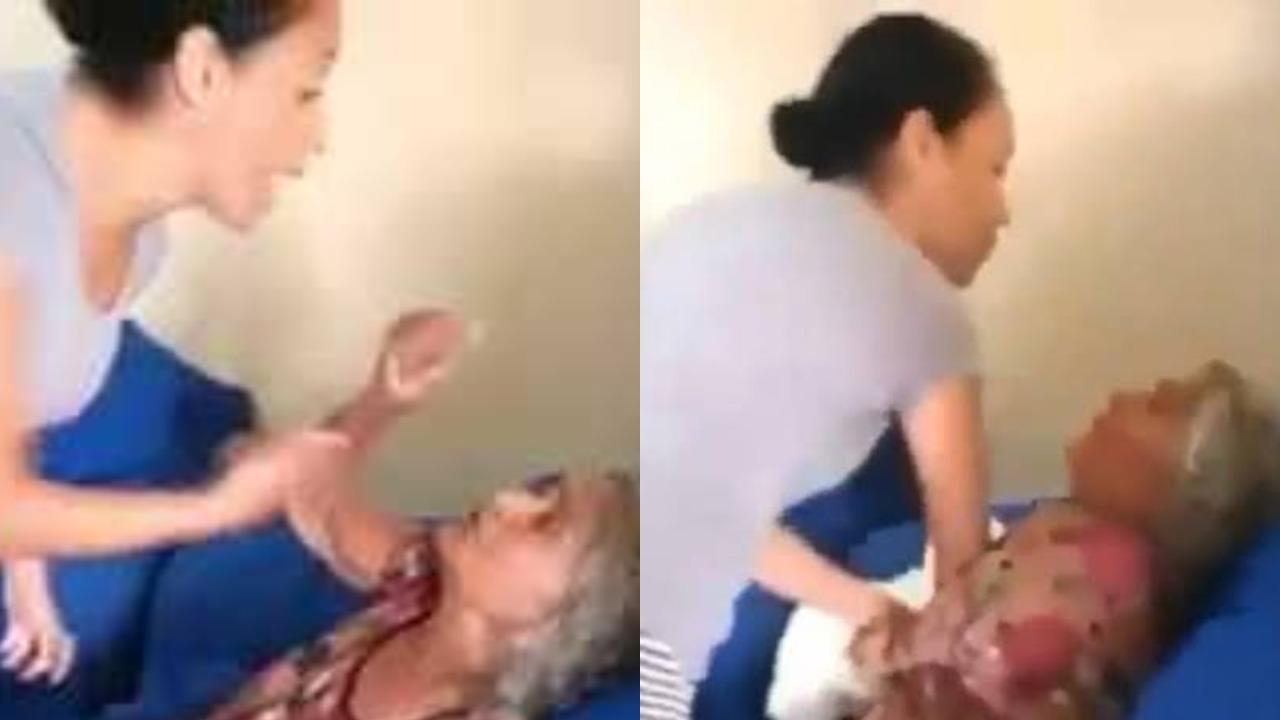 A cantora gospel Lucimara Pires teve vídeo comprometedor divulgado (Foto: Reprodução)