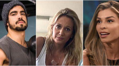 Luisa Mell criticou Grazi Massafera e Caio Castro por fotos com filhotes (Reprodução)
