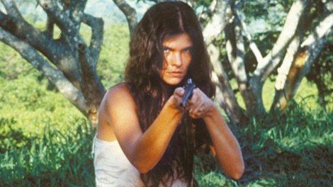 Cristiana Oliveira protagonizou a novela Pantanal. (Foto: Divulgação)