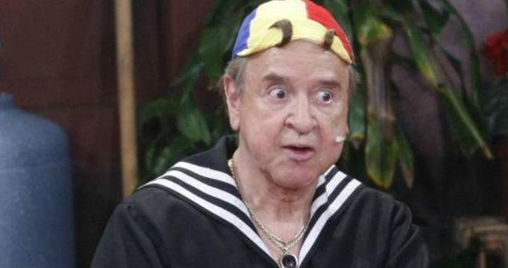 Carlos Villagrán, o Quico, recebeu convite para estrelar humorístico ao lado de Renato Aragão. (Foto: Divulgação)