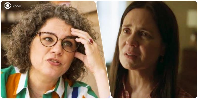 Jane e Thelma em Amor de Mãe