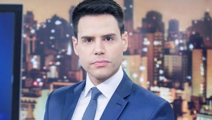 Luiz Bacci, da Record