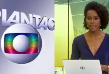Maju Coutinho entra ao vivo e invade programação da Globo (Imagem: Divulgação)