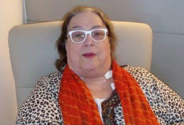 Mamma Bruschetta esta atualmente tratando de um câncer (Foto: Reprodução)