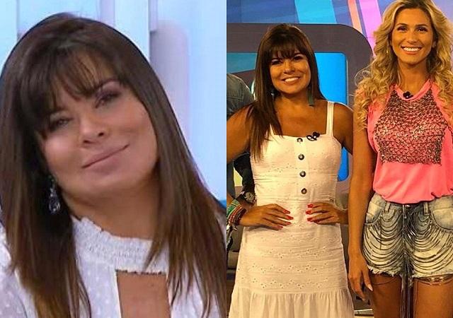Mara Maravilha e Lívia Andrade, do Fofocalizando