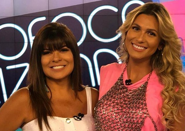 Mara Maravilha, Lívia Andrade