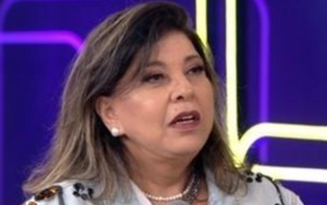 Roberta Miranda foi um dos assuntos mais comentados após brincadeira de duplo sentido (Foto: Reprodução)