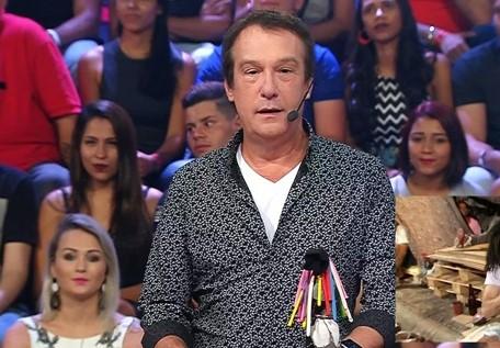 O apresentador o Pânico, Emílio Surita - Foto: Reprodução