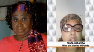 Marina Miranda foi defendida por sua filha, Silvia Miranda (Foto: Divulgação/Record/Reprodução/RedeTV!/Montagem TV Foco)