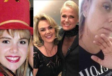 Paquita Pituxita, chamada Ana Paula Almeida, trabalhou com Xuxa Meneghel (Foto: Reprodução/TV Globo/Instagram)