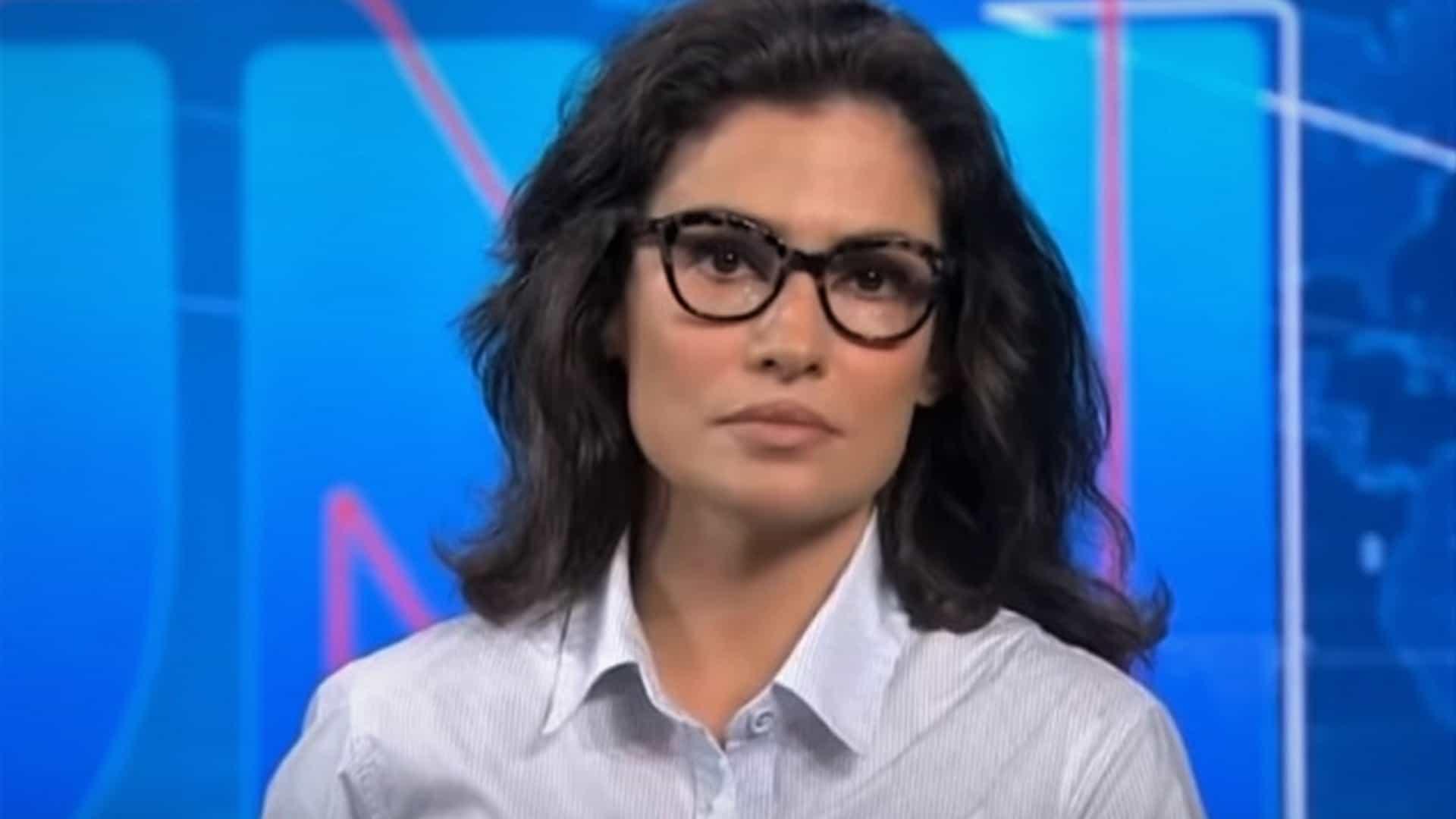 """Ao dar notícia, Renata Vasconcellos fala de Japonês da Federal e sofre sérios ataques: """"Globolixo"""""""