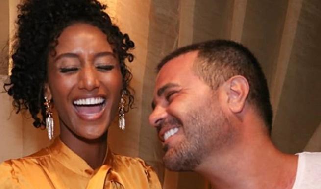 Sabrina Paiva e Rodrigo Phavanello vão se casar (Foto: Reprodução/Instagram)