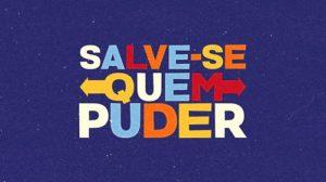 Logo da novela Salve-se Quem Puder (Foto: Reprodução)