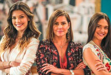 Vitória, Deborah e Juliana serão os destaques de Salve-se Quem Puder