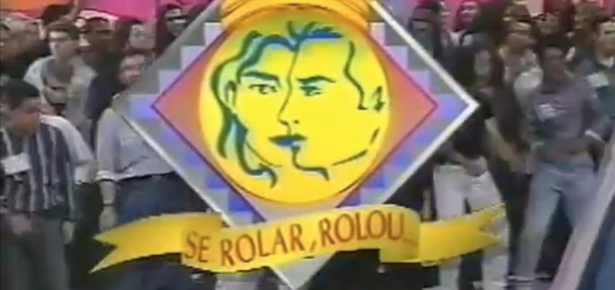 Silvio Santos também apresentou o Se Rolar, Rolou