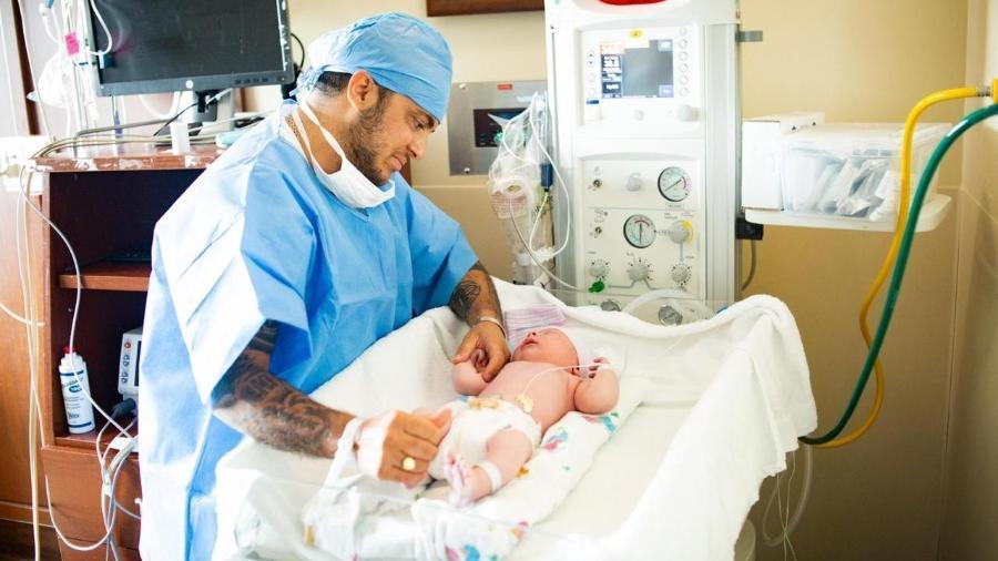 O filho de Thammy Miranda e Andressa Ferreira - Foto: Divulgação -