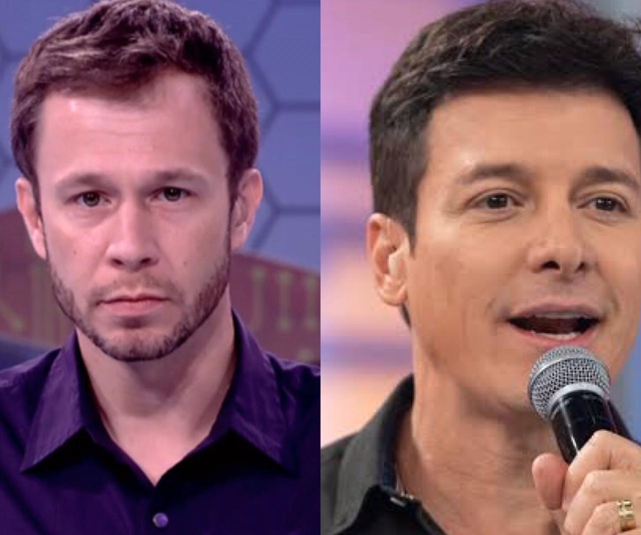 Tiago Leifert, Rodrigo Faro