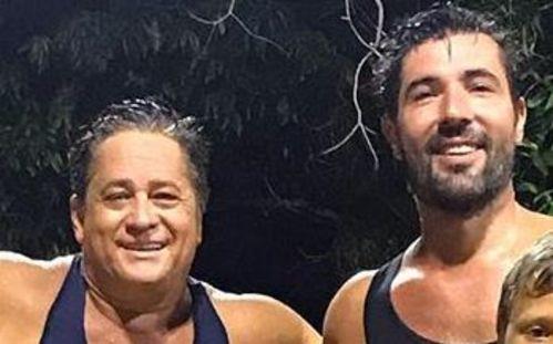 Leonardo e Sandro Pedroso (Foto: Reprodução/Instagram)