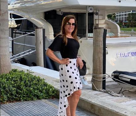 Zilu Godoi, a ex-esposa de Zezé Di Camargo