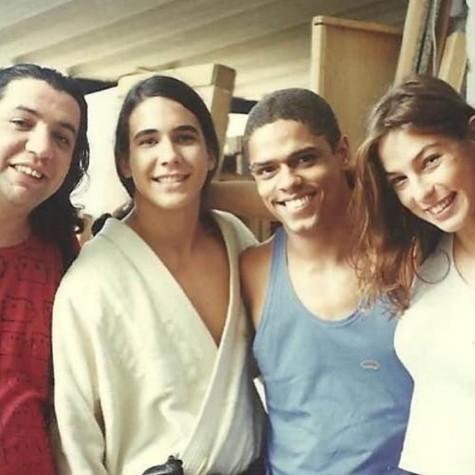Ademir Zanyor participou de sucessos na Globo ao lado de André Marques (Reprodução)