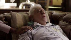Alberto (Antonio Fagundes) em cena de Bom Sucesso