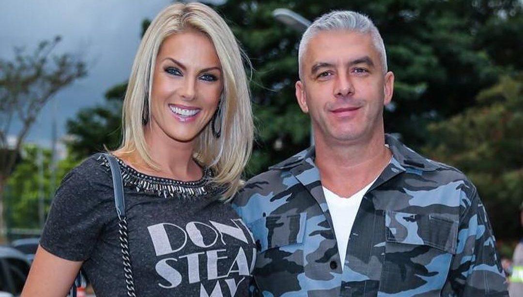 Ana Hickmann e o marido, Alexandre Correa (Imagem: Instagram)
