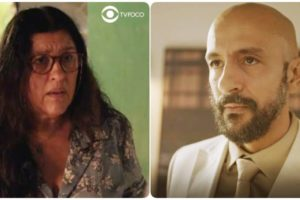 Álvaro e Lurdes se enfrentaram em Amor de Mãe