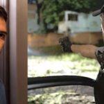 Em Amoe de Mãe, Belizário atirará em Vinícius (Montagem: TV Foco)