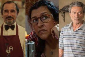 Lurdes ficará dividida entre dois amores em Amor de Mãe na Globo (Montagem: TV Foco)