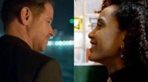 Em Amor de Mãe, da Globo, Vitória e Raul trocarão beijos calorosos (Montagem: TV Foco)